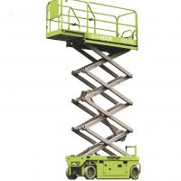 AWP EWPs 9m 29ft 450kg Capacity Elevated Lift Platform Manufactures
