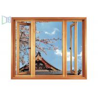 Quality As2047 Aluminum Slider Windows , Three Track Aluminium Windows For Residential for sale