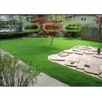 4 Color 35mm Height Artificial Grass For Yard, Designed For Both Front Yard And Backyard Manufactures