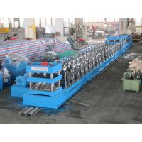 Guardrail Board 13 Units Gear Reducer Synchronous Driving Roll Forming Equipment with 45Kw Motor Bending Plate Manufactures