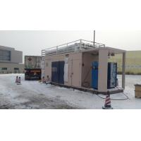 Reciprocating CNG Refueling System CNG Filling Stations 1000Nm3 44KW Manufactures