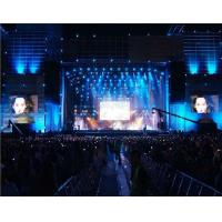 Best Perfornance P7.62 Indoor LED Display Curtain Manufactures