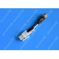 Custom Wire Harness LED 4Pin Switch Molex Connector Wiring Harness Manufactures