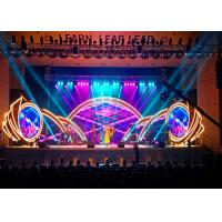 Buy cheap small pitch led display 3840Hz led display screen P2.604 indoor led display from wholesalers