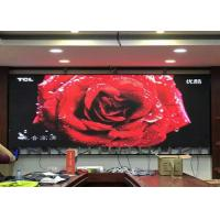 Small Pitch P2 Ultra Thin LED Screen 1/32S High Resolution Indoor LED Display Manufactures
