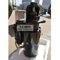 Professional Diesel Engine Type XCMG Crane Spare Parts Starter Assembly Manufactures