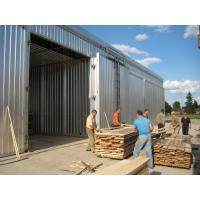 Fully Auto Wood Drying Chamber , Stainless Steel Lumber Dry Kilns For Sale Manufactures