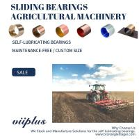 Agricultural Machinery Bronze Bearing For Combine Harvestor Planters Strapping Machines Manufactures