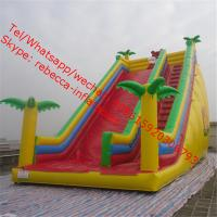 inflatable bouncer with slide Manufactures