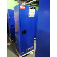 Industrial Corrosive Chemical Storage Cabinets With Adjustable Shelf Double Door Manufactures