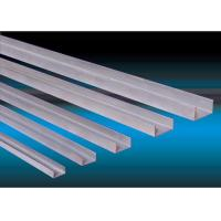 Quality 304 U Stainless Steel Channel Cold / Hot Rolled With Strong Corrosion Resistance for sale