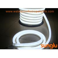 Durable Cool White LED Rope Lights , DC 24V LED Ribbon Lights For Channel Letter Manufactures