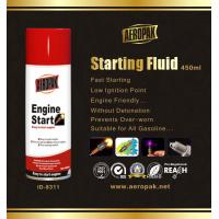 Non Corrosive Starting Fluid Car Cleaning Products On Gasoline And Diesel Engines Manufactures