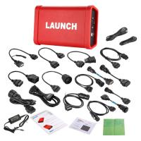 LAUNCH X431 Scanner HD Module Heavy Duty Adapter Box Truck Diagnostic Adapter Connect by Bluetooth Manufactures