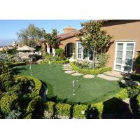 Home Decorative Residential Artificial Grass Outdoor With High UV Stability Manufactures