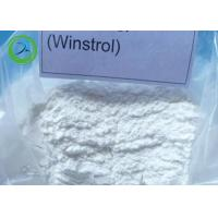 Raw Hormone Powders Injectable Winstrol Steroid For Bodybuilder 10418-03-8 Manufactures