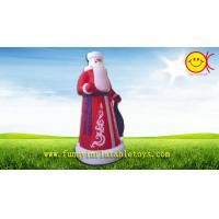 Santa Claus Holiday Decorations  For  Festival , Yard Holiday Inflatables Manufactures