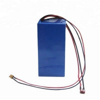 Rechargeable 10Ah 25.2 V Lithium Ion Battery For Electric Scooter Manufactures