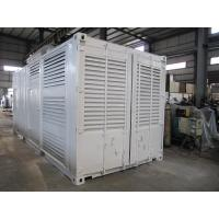 20 Foot Container 800KW Diesel Generator Set For Standby Power Manufactures