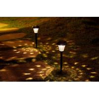 Eco Friendly Brightest Solar Path Lights Metal Material With Automatic Turn On / Off Manufactures