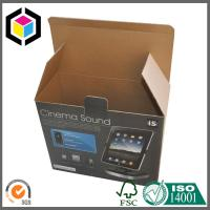 Pantone Color Offset Print Corrugated Cardboard Carton Packaging Box Manufactures