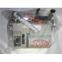 100F Double Head Table key Cutting Machine / Key Cutter for Sawtooth Keys, Angle Keys Manufactures