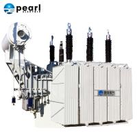 Power Plant Power And Distribution Transformer , Electrical Distribution Transformer Manufactures