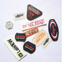 New material silicone rubber garment label Manufactures