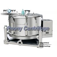 Stainless Steel Extraction Machine Pharmaceutical PPBL Type Centrifuge with GMP standard