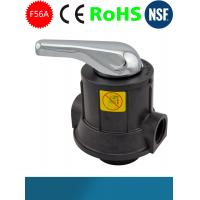 China Runxin Cheap Manual Filter Control Valve 4T Back Wash Valve For Water Manufactures