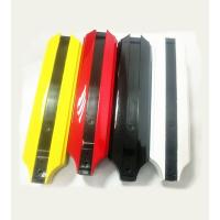 Customized Plastic Overmold Injection Molding TPE with ABS material two shot mold Manufactures