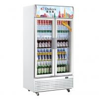 Dukers Commercial Refrigerator Freezer Fan Cooling Upright Showcase Manufactures