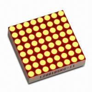 12088 8 x 8 Dual-color Dot-matrix Indoor LED Display Module Manufactures