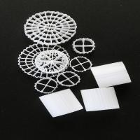 HDPE Material K1 Filter Media With 12mm X 9mm Size And White Color For RAS Manufactures