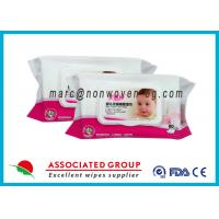 Facial Wet Tissue For Baby Manufactures