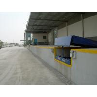 Electric Fixed Loading Dock Ramp for Work Shop / logistic center , ±300mm Working Range Manufactures