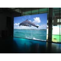 High contrast P4.81 indoor led display signs Video Board DH IP43 full color Manufactures