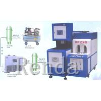 18.9L Semi - Automatic PET Bottle Blowing Machine Plastic Blow Moulding Machine Manufactures