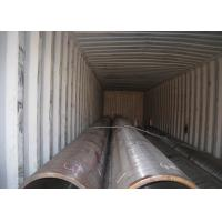 28'' 711mm OD Hot Rolled Steel Pipe Seamless Round Shape 0.9% Tolerance Manufactures