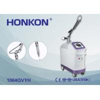 HONKON Professional Strong Power 2000mj Acne Treatment Q Switch Nd YAG Laser Tattoo Removal Machine for sale