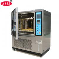 Programmable Temperature & Humidity Test Chamber With Inner Door With Operation Hole Manufactures