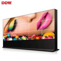 Narrow Bezel DDW LCD Video Wall Monitor Ultra Thin 8 Bit 16M Color Support Variety Signal Ports Manufactures