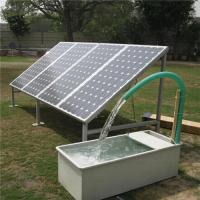 High Pressure 22kw solar power water pump deep well pump flow rate 30000litres/hour Head 7Meter- 200M for irrigation Manufactures
