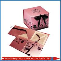 Elegant Customized Design Chipboard Paper Gift Packaging Box Folding Shape Manufactures