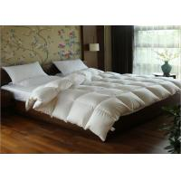 White Goose Feather Duck Down Quilt Duvet Cotton Covers Exquisite Design Full Size Manufactures