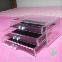 cosmetic organizer acrylic Manufactures