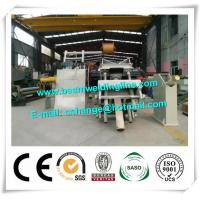 Automatic Slitting And Cut To Length Line , Slitting And Shearing Machine For Steel Coil Manufactures