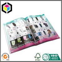 CMYK Color Offset Print Catalogue Printing Service; Professional Catalog Design Manufactures
