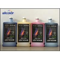 DX4 / DX5 / DX7 Galaxy Eco Solvent Ink for inkjet printers C M  Y K Manufactures