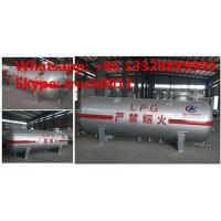 ASME standard 10,000L surface lpg gas storage tank for sale, best price ASME stamped 5tons propane gas storage tank Manufactures